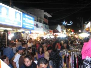 Christmas Shopping, Mazatlan Style