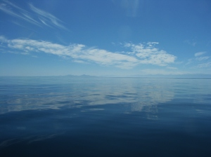 The Sea of Cortez at Rest
