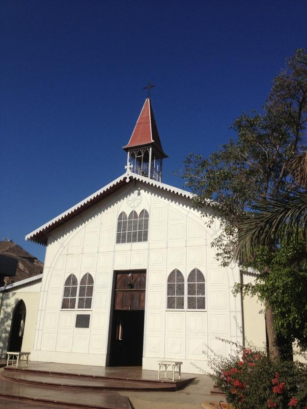 Mision de Santa Barbara, Santa Rosalia, BCS