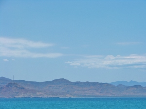 Peaceful Setting on the Sea of Cortez
