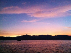 Memories Of Sunrise Over Banderas Bay
